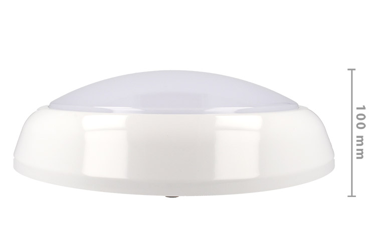 Plafoniere Led A Soffitto : Plafoniera led da soffitto w con sistema di emergenza inclusa
